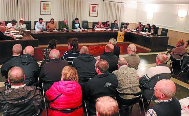 Aprobada la moción de la coordinadora de jubilados y pensionistas