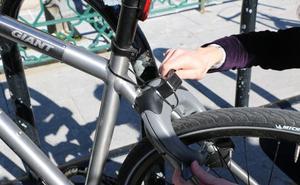 Donostia probará un pionero sistema antirrobo de bicicletas