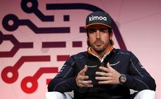 Fernando Alonso: «Va a ser un año duro para mí con Fórmula 1 y WEC, pero es un sueño»