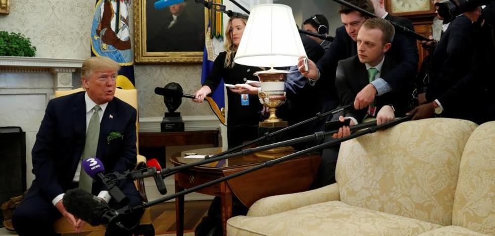 EE UU anuncia sanciones contra Rusia por su injerencia en las elecciones
