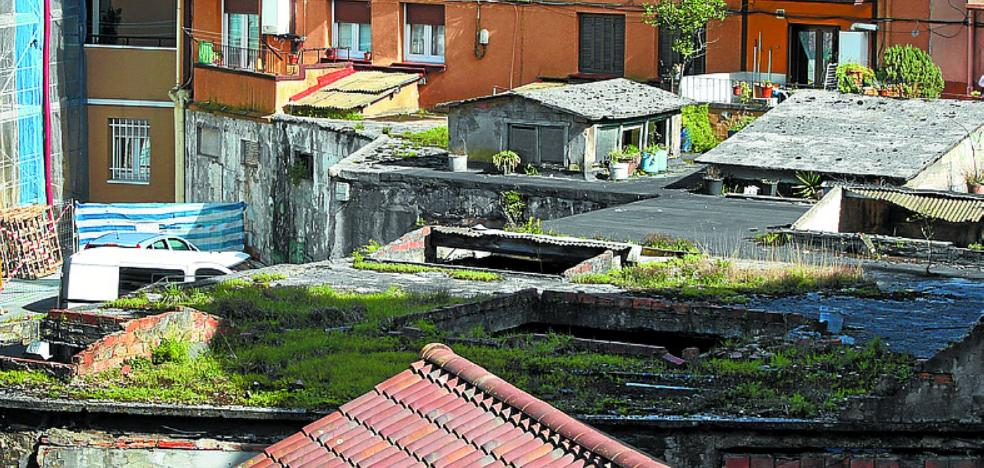 El Ayuntamiento actuará sobre los locales del Matadero