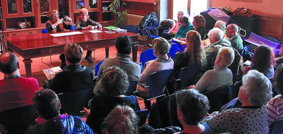 Astigarraga llevará a municipios próximos el proyecto 'Madejas'