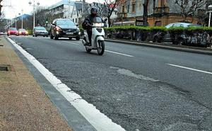 «El bache es malo para el bus, pero un peligro para las motos»