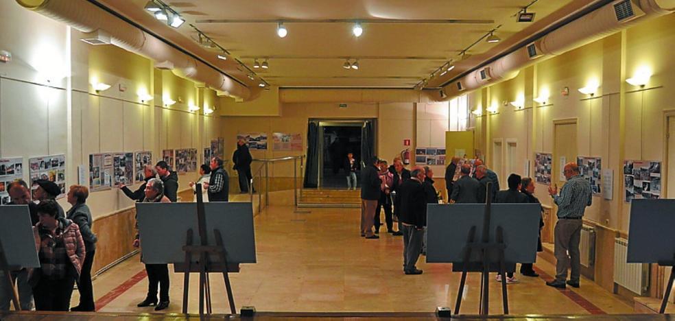 La exposición sobre Marealta se clausurará el domingo