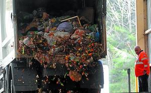 Una empresa de Bizkaia se postula para recibir la basura de Gipuzkoa hasta que haya incineradora