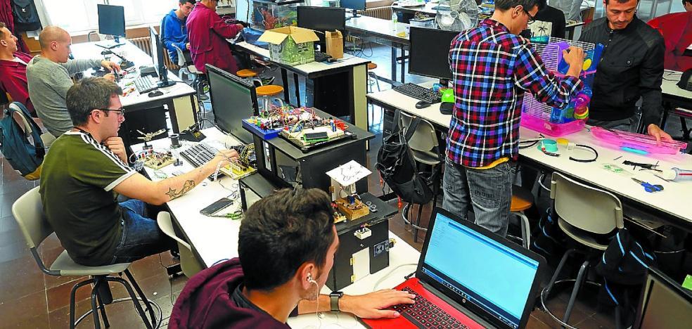 Las empresas necesitan más técnicos cualificados de FP para cubrir puestos