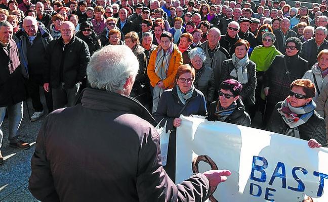 Los pensionistas convocan una manifestación, invitando a los trabajadores en activo