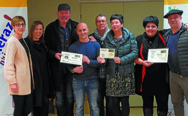 El Amesti ganó el concurso de gildas Euskeraz Primeran!