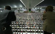 Cerca de 93.000 personas se han inscrito en la OPE de Osakidetza
