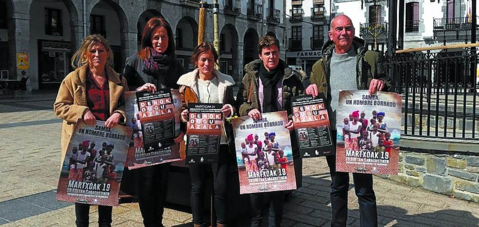 Juntos en torno al Día Internacional contra el racismo y la xenofobia