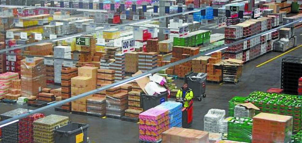 Mercadona invertirá 15 millones en la segunda fase de su bloque logístico en Júndiz