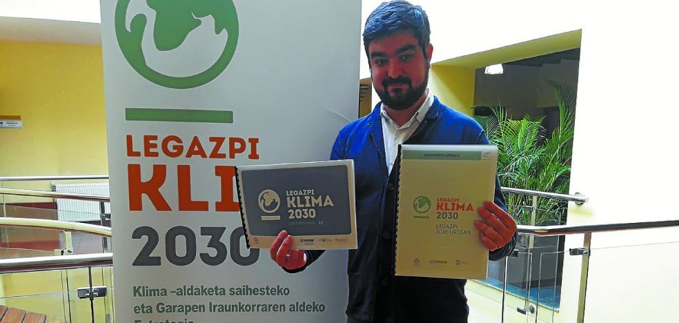 El documento 'Legazpi Klima 2030' estrena versión en lectura fácil