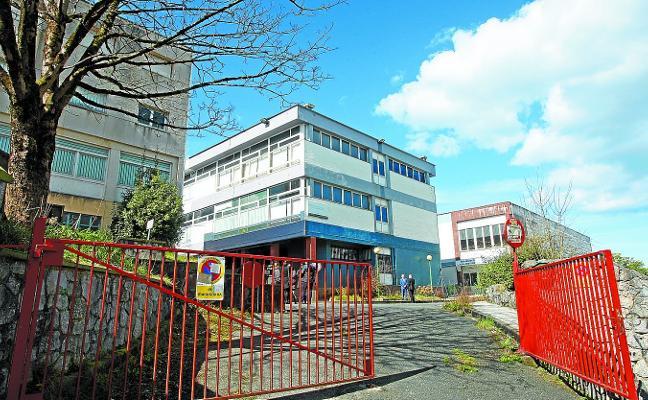 Goia planea apartamentos para jóvenes en los 12.000 metros de las antiguas Escuelas de Altza