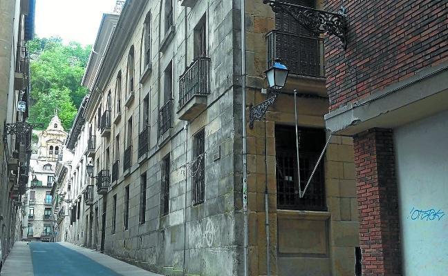 El edificio de calle Campanario se destinará a pisos para mayores en el Plan de Vivienda