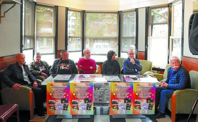Un adiós musical al Café Frontón