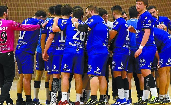Tolosa CF Eskubaloia recobra la moral para luchar por la fase de ascenso