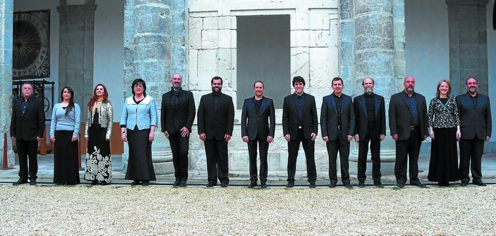 Coros de Irun, Tolosa y Valencia, en el Ciclo de música sacra de Eskifaia