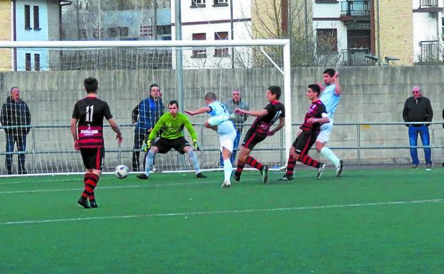 El División de Honor Regional se desplaza a Oiartzun para sumar una nueva victoria