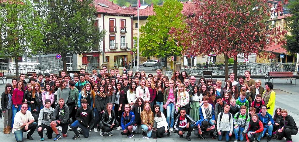 Kurtzabarri BHI deja el intercambio que mantenía con dos institutos holandeses