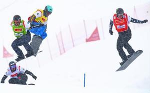 Lucas Eguibar, bronce en la última prueba de la Copa del Mundo