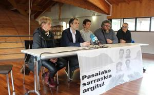 El Tribunal de Estrasburgo no admite el recurso por los cuatro miembros de los CCAA muertos en Pasaia en 1984