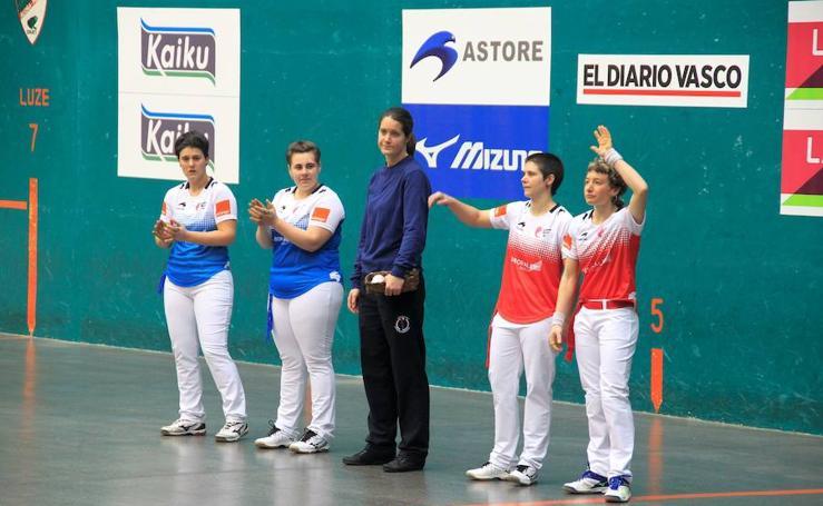 Emakume Master Cup en Oñati