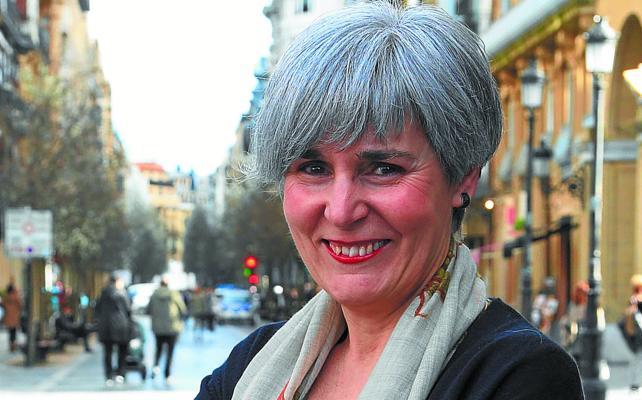 Miren Elgarresta (Directora de Igualdad de la Diputación de Gipuzkoa): «Es injusto e ineficiente que una mujer tenga que dejar el trabajo por el hecho de ser madre»