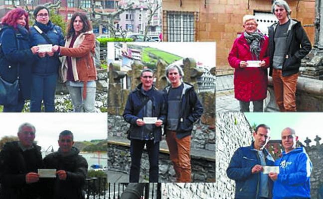 El Ayuntamiento dona el dinero recibido por la gestión del albergue de peregrinos a cinco asociaciones