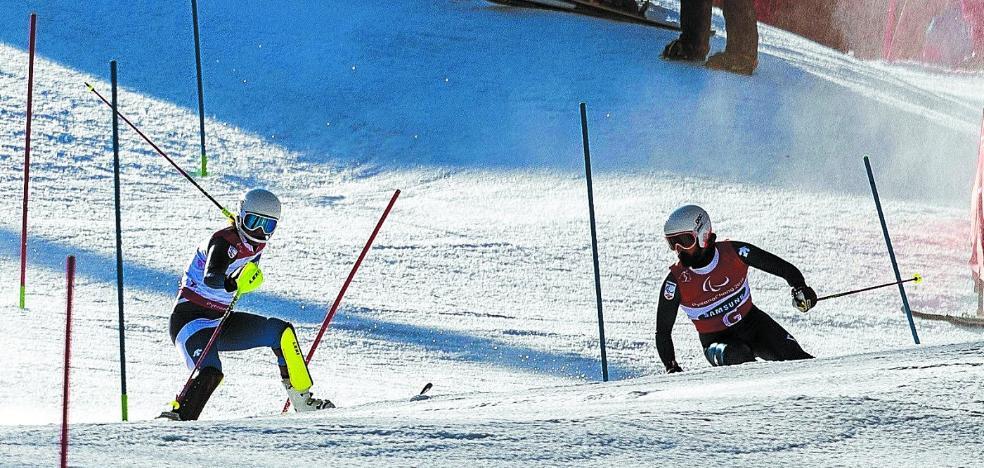 Santacana y Galindo, adiós a una pareja mítica del esquí