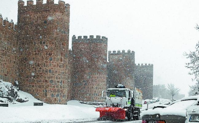 El aviso por nieve vuelve desde hoy a Gipuzkoa
