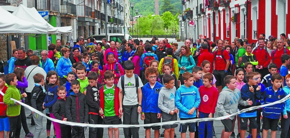 La IX Tomás Salazar-Aizkorriko Bira se llevará a cabo el sábado 2 de junio
