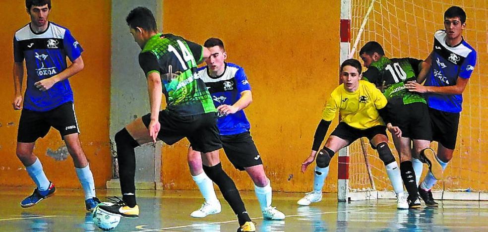 El Mondrate busca dar la sorpresa en el partido contra el Elorrieta FS