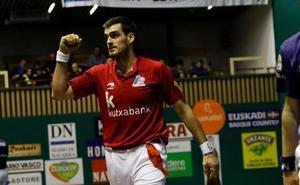 Ezkurdia y Zabaleta suman el primer punto en Eibar