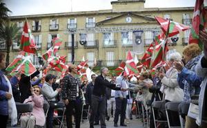 El PNV celebrará el Aberri Eguna el 1 de abril en Bilbao, con el lema 'Nuestro futuro, nuestra patria'
