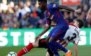 Messi hace el segundo de la tarde