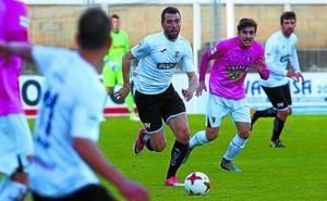 El Unión cae en el noventa contra el Tudelano en Gal