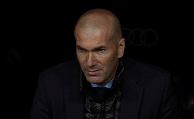Zidane: «Tenemos que estar más atentos para evitar problemas en defensa»