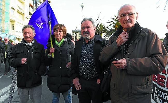 «Con nuestra movilización, los pensionistas hemos dejado al Gobierno medio noqueado»