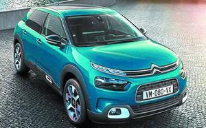 Citroën pone al día su C4 Cactus