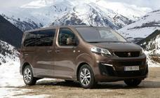 Peugeot Traveller, también 4 x 4