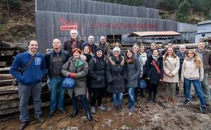 Euskal Herriko UNESCO sareko kideak Albaolan elkartu dira