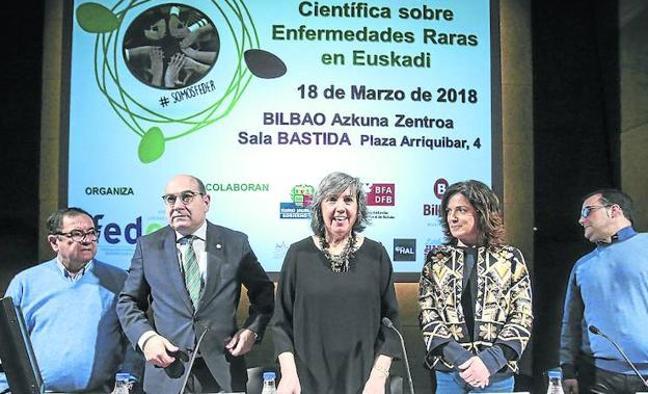 Veinte proyectos vascos se centran en investigar enfermedades raras