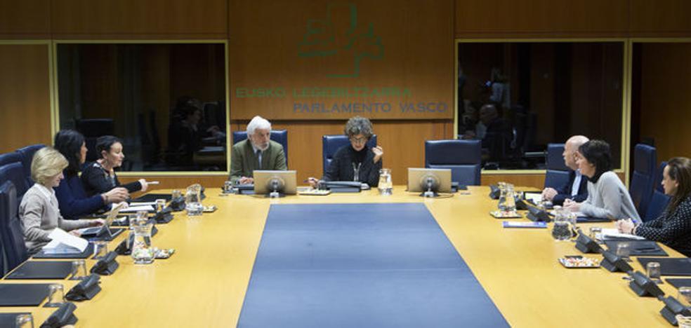 Jonan Fernández anuncia que llevarán el informe de torturas a la ponencia de paz para su debate