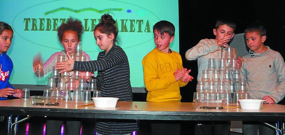'Best friends' taldeak irabazi du aurtengo Trebezia Lehiaketa