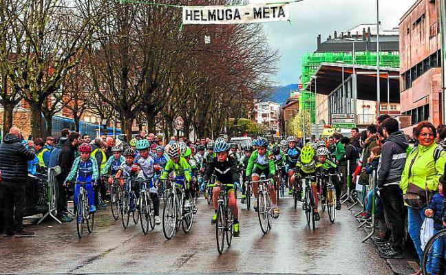 Intenso fin de semana de los ciclistas locales en diversas carreras