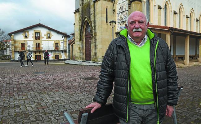 Donostia activa en Altza la organización por distritos con Miguel Ángel Díez como presidente