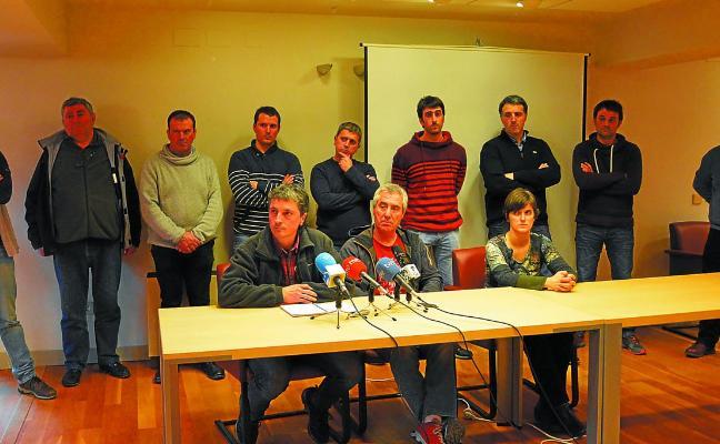 Descontento entre los alcaldes por la no prohibición a vehículos pesados por Belate