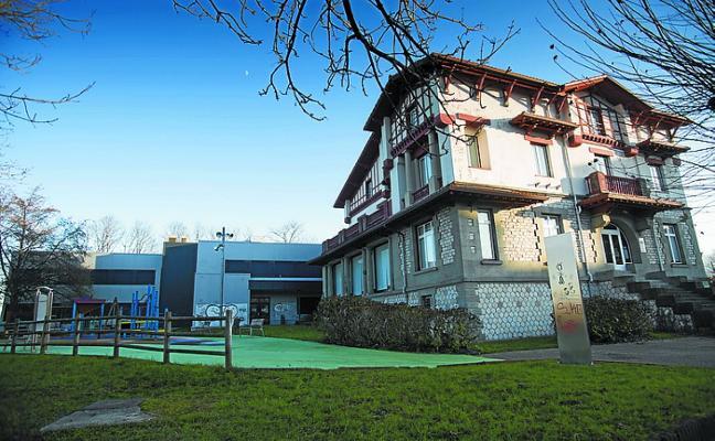 Finalizan las obras en Ducourau, donde pronto se mudará Bidasoa activa