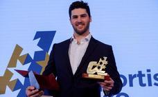 Lucas Eguibar, snowboarder: «El apoyo de la gente tras los Juegos ha sido increíble»