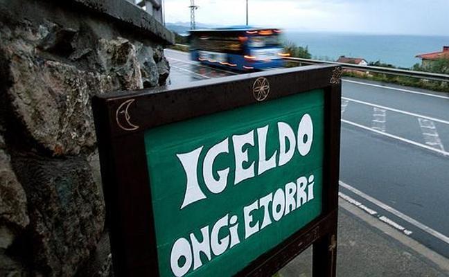 El Supremo anula el acuerdo de la Diputación que convocó la consulta de desanexión de Igeldo en 2013
